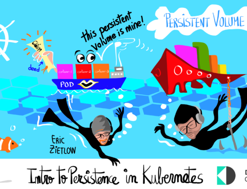Intro to Persistence in Kubernetes